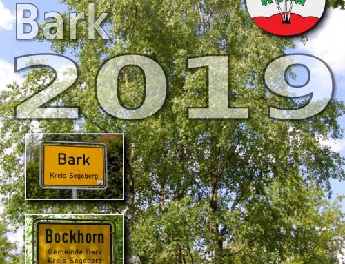 Der Gemeindekalender für das Jahr 2019 ist online
