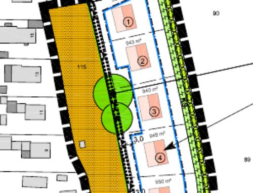 Informations- und Bewerbungsmaterial zur Bauplatzvergabe